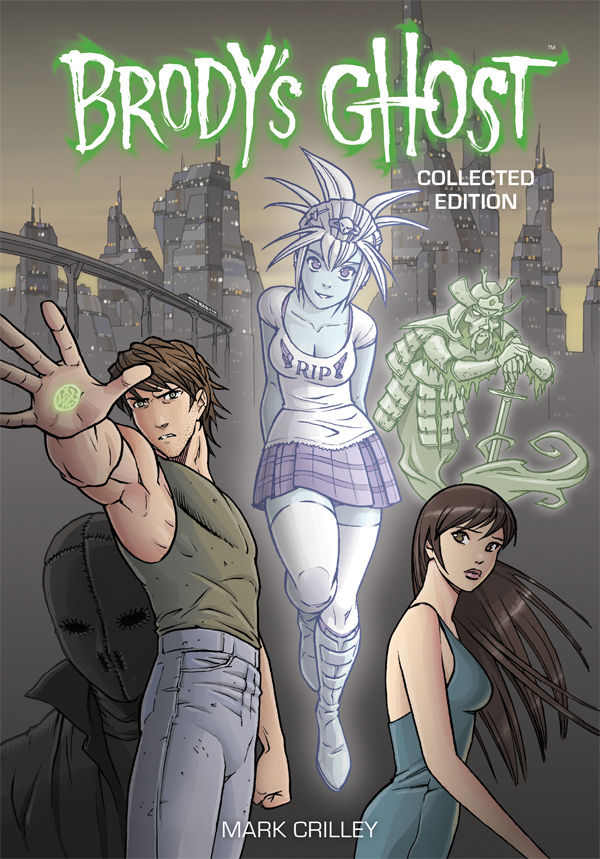 BRODYS GHOST COLLECTED ED TP