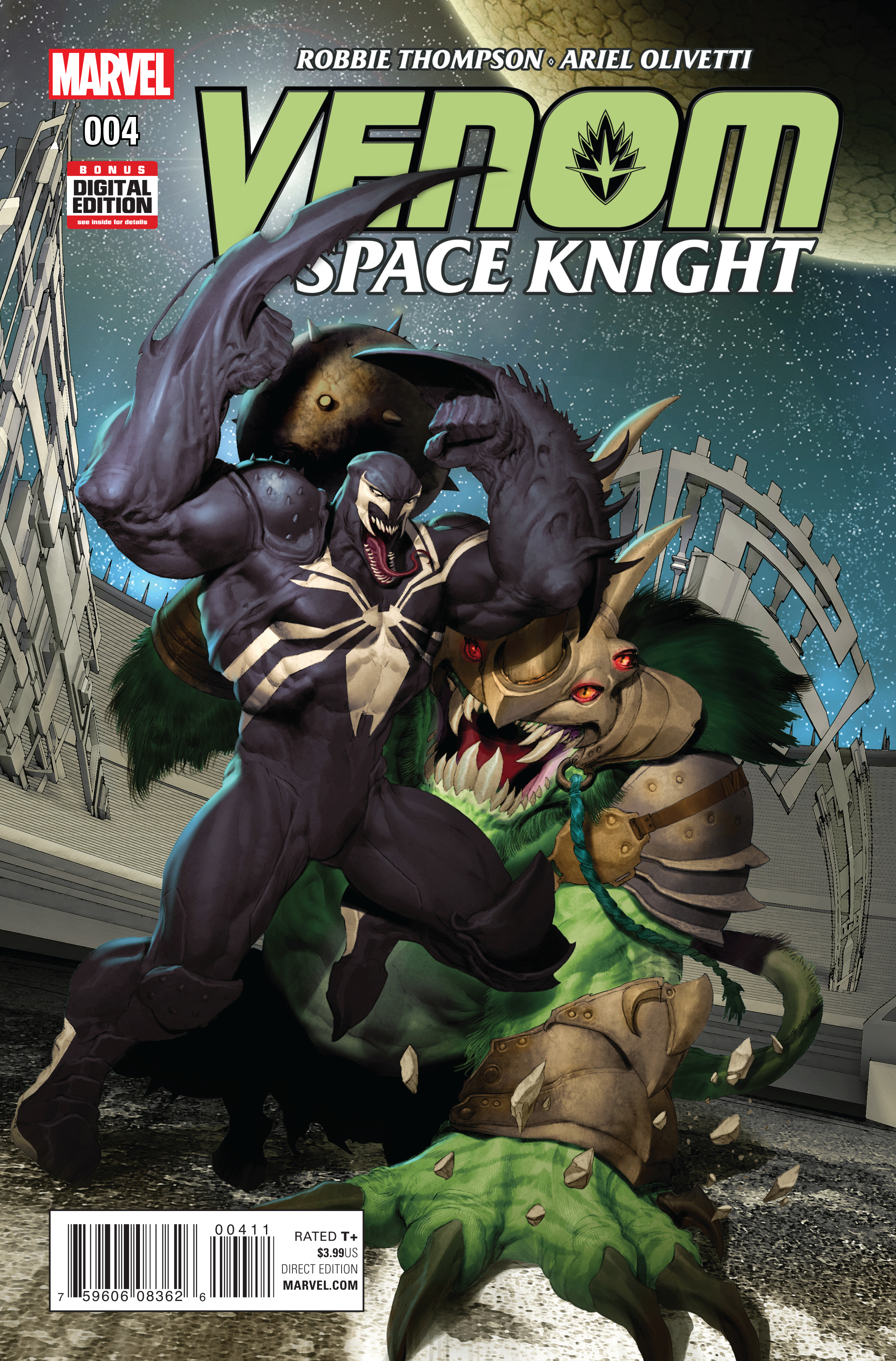 VENOM SPACE KNIGHT #4