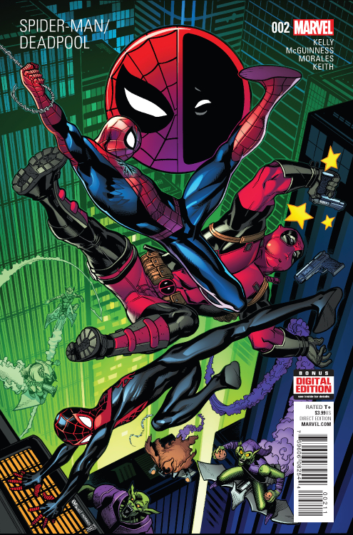 SPIDER-MAN DEADPOOL #2