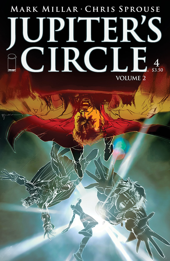 JUPITERS CIRCLE VOL 2 #4 (OF 6) CVR A SIENKIEWICZ