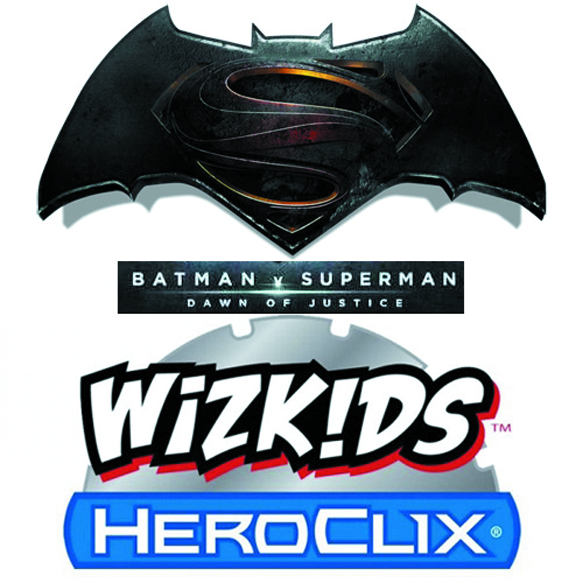 DC HEROCLIX DAWN OF JUSTICE 24CT GRAV FEED