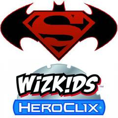 DC HEROCLIX WORLDS FINEST FAST FORCES 6PK
