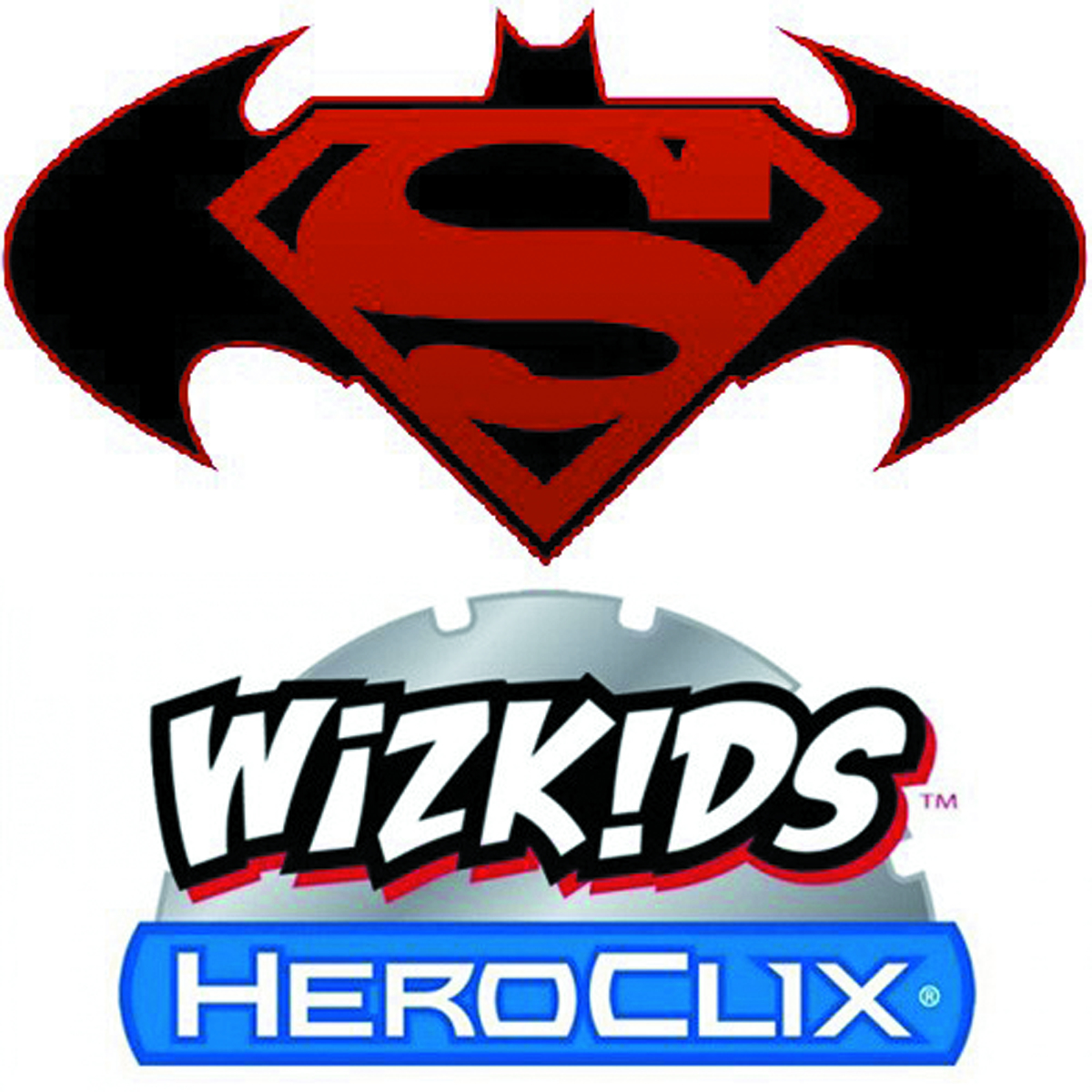 DC HEROCLIX WORLDS FINEST OP KIT
