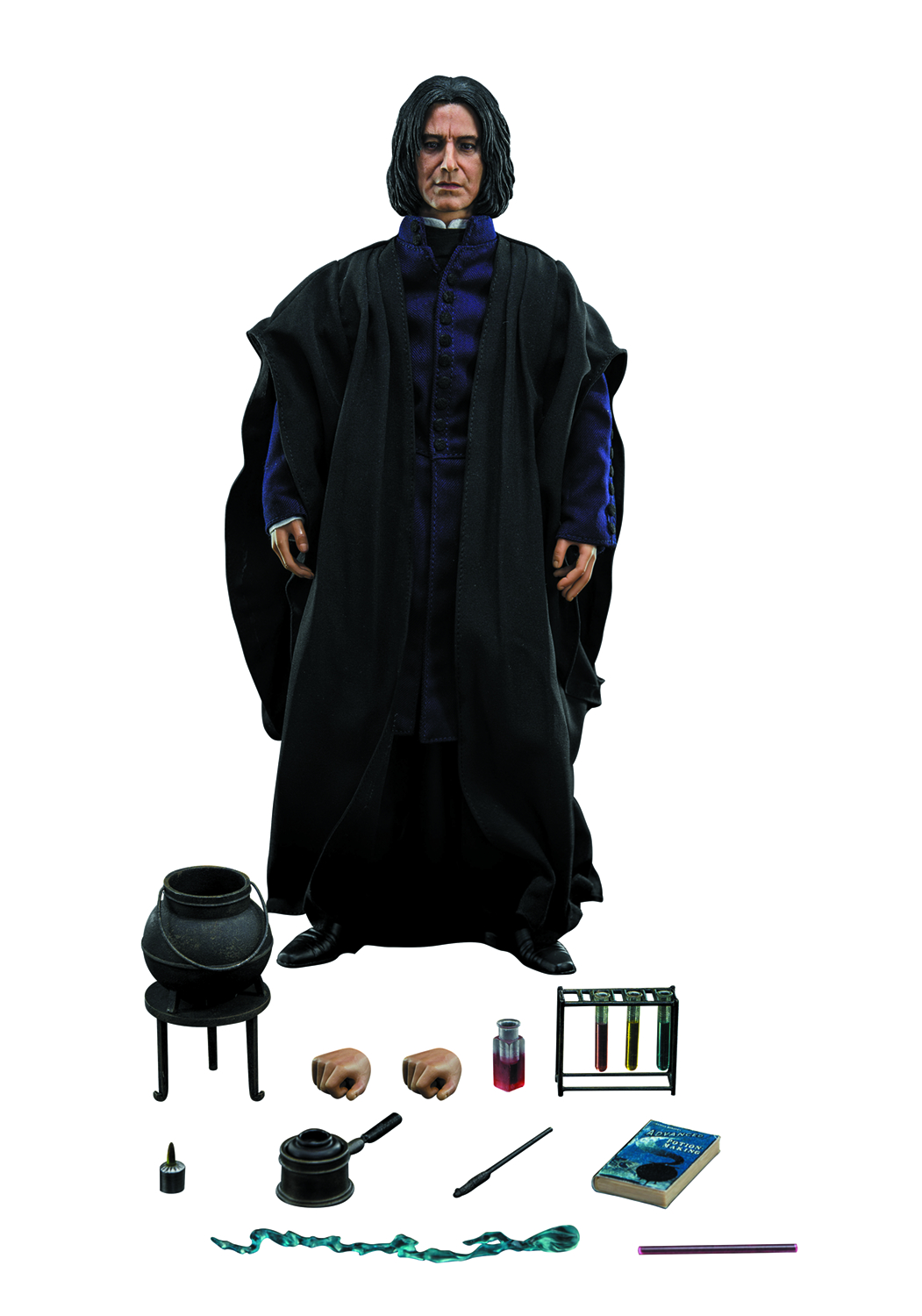 HARRY POTTER HALF BLOOD PRINCE 1/6 SEVERUS SNAPE AF