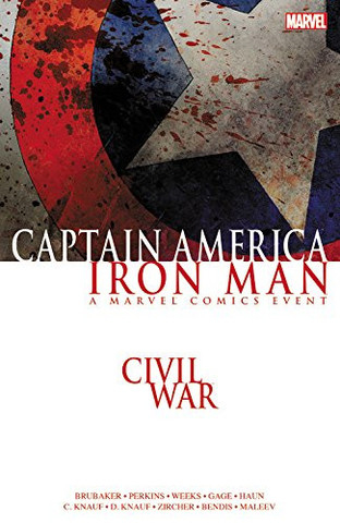 CIVIL WAR CAPTAIN AMERICA IRON MAN TP