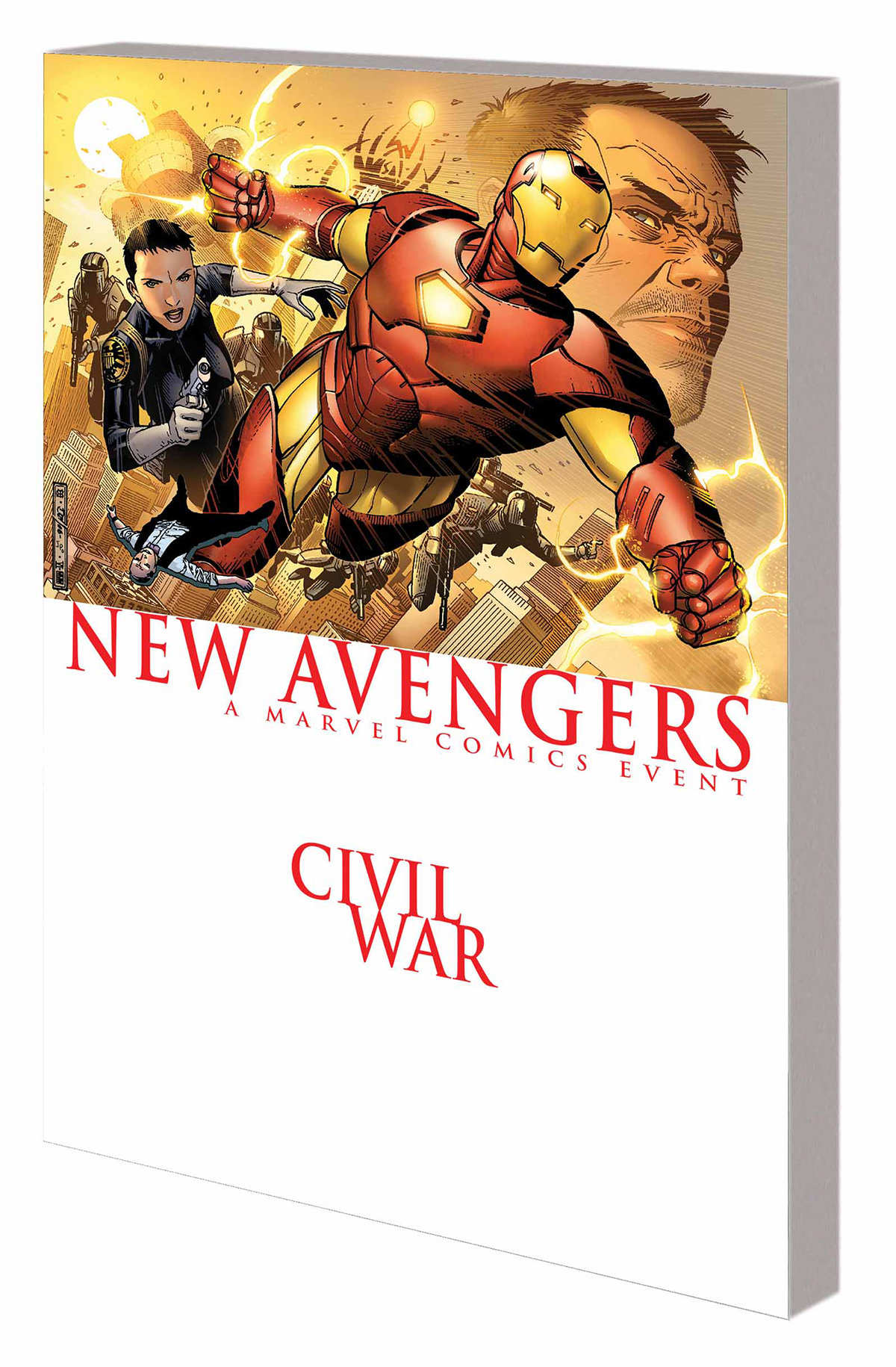 CIVIL WAR NEW AVENGERS TP
