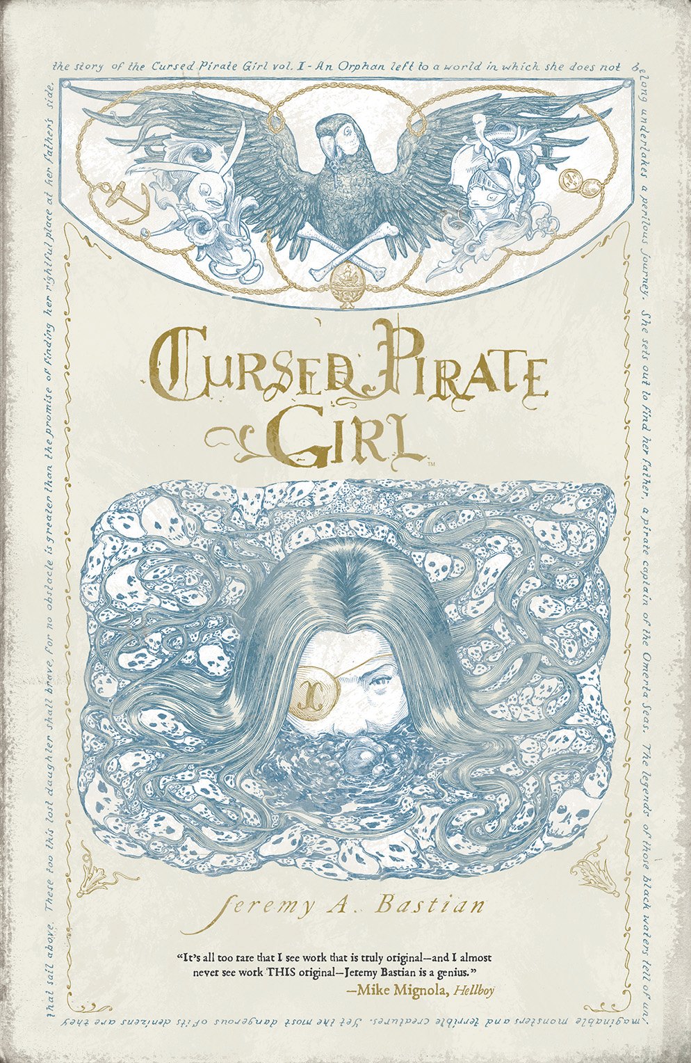 CURSED PIRATE GIRL TP VOL 01