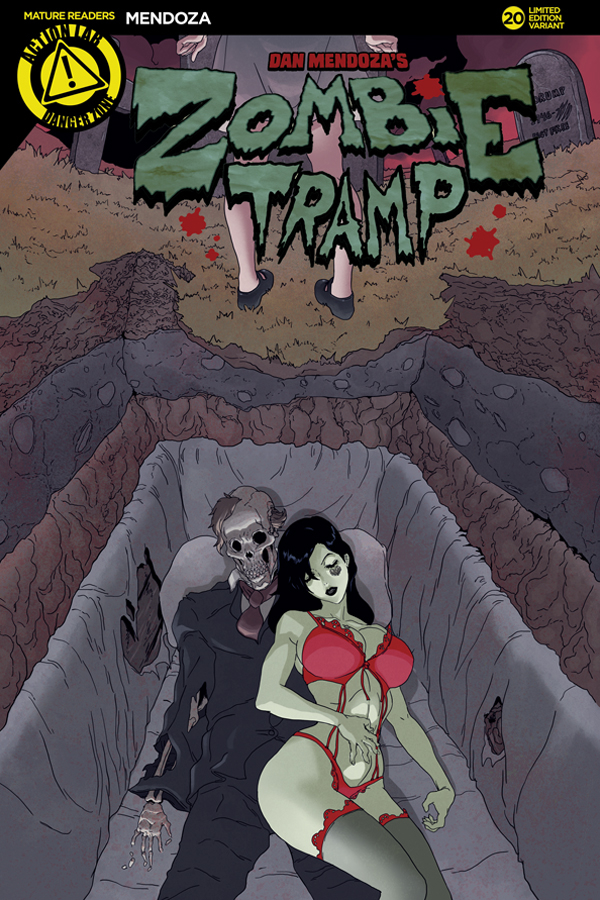 ZOMBIE TRAMP ONGOING #20 CVR C TMCHU