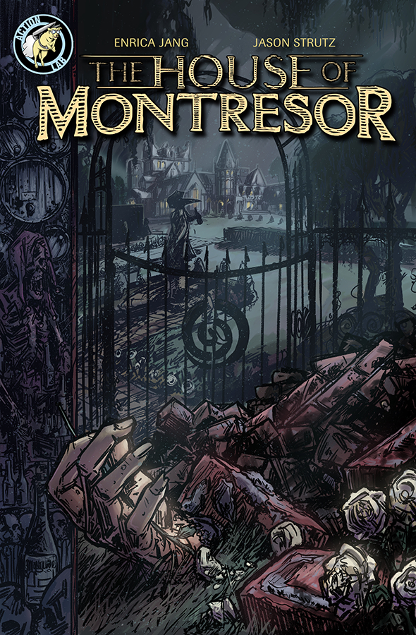 HOUSE OF MONTRESOR #1