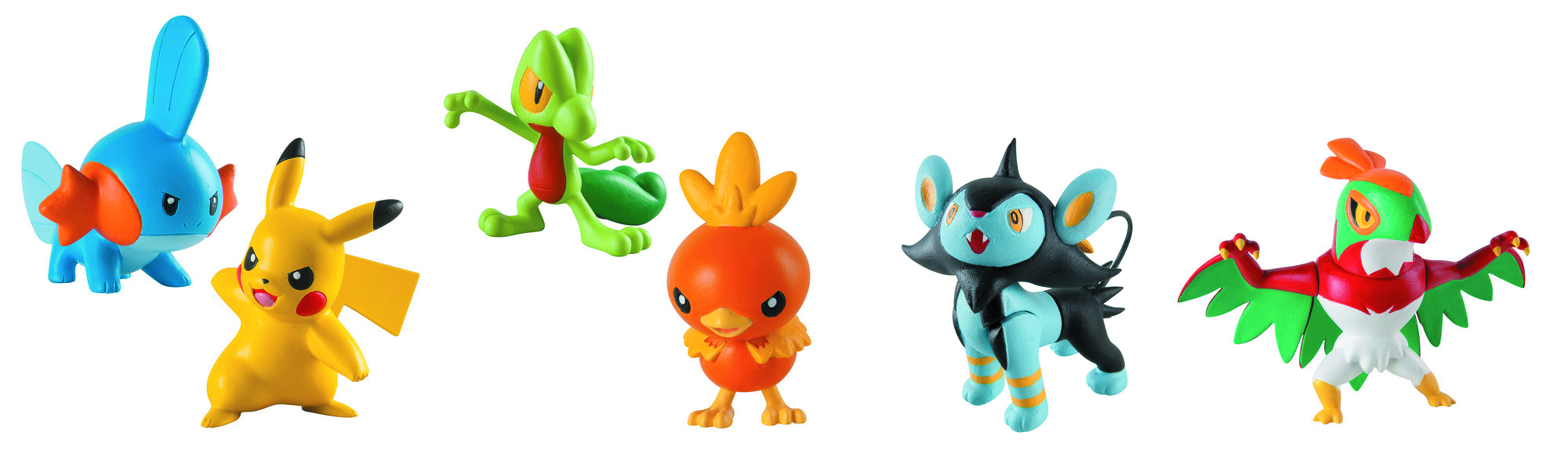 POKEMON BATTLE FIGURES ASST 201501
