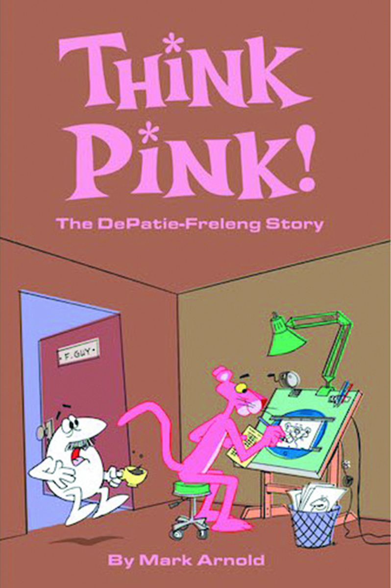 THINK PINK STORY OF DEPATIE FRELENG SC