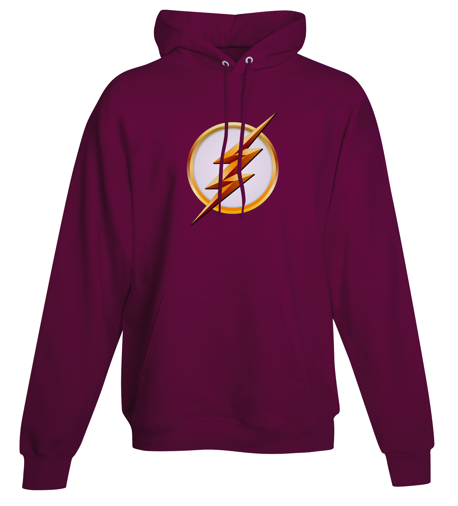 FLASH TV SEASON 2 SYMBOL HOODIE SM