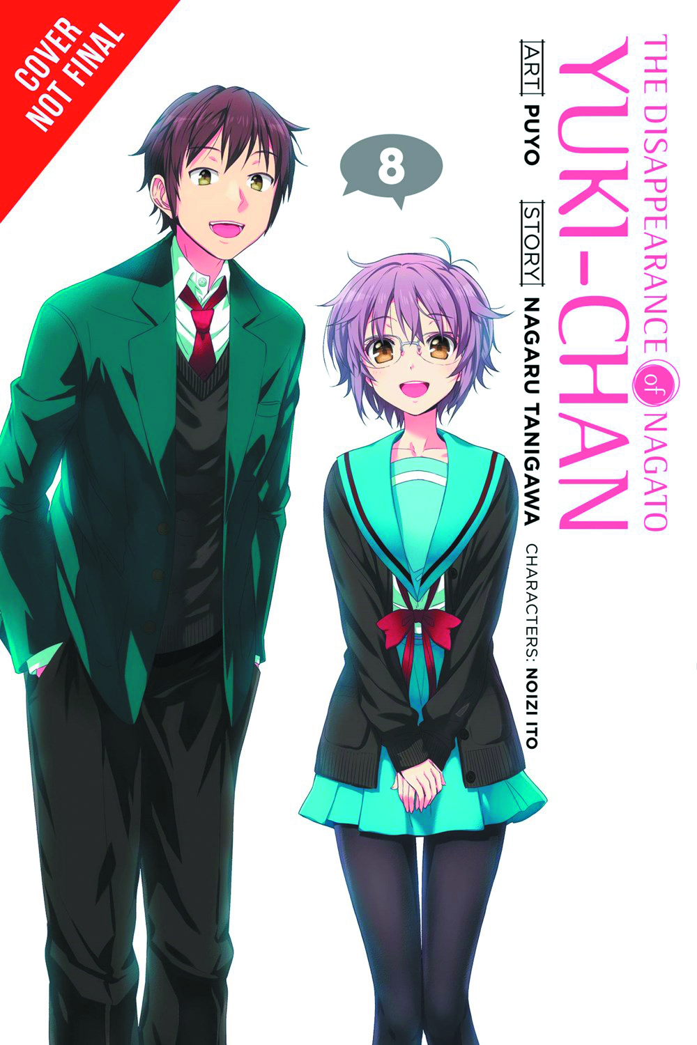 DISAPPEARANCE OF NAGATO YUKI CHAN GN VOL 09