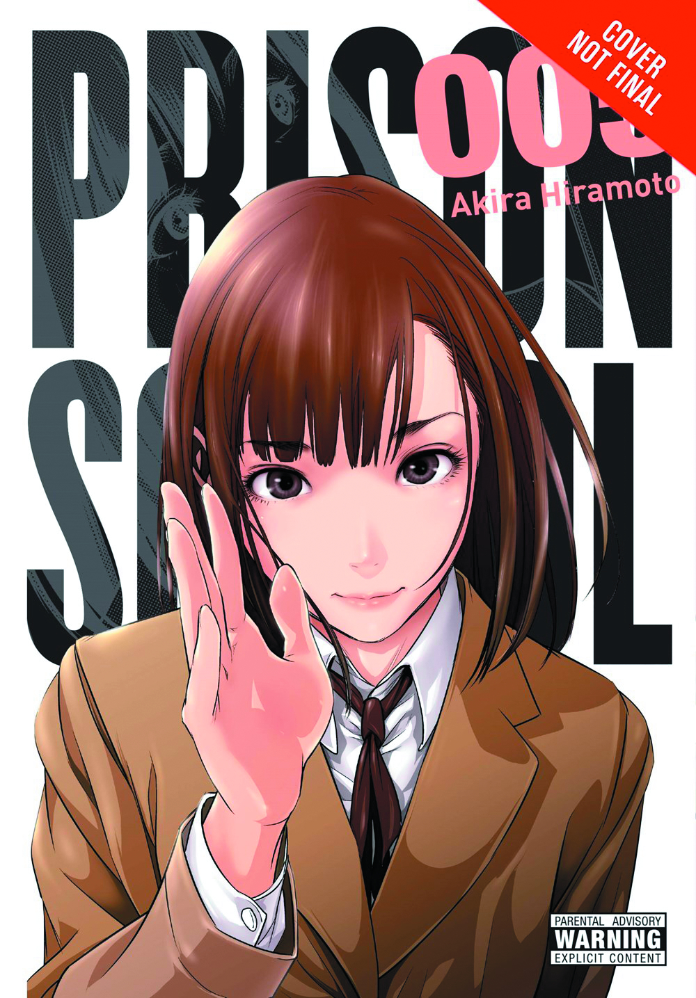 PRISON SCHOOL GN VOL 03