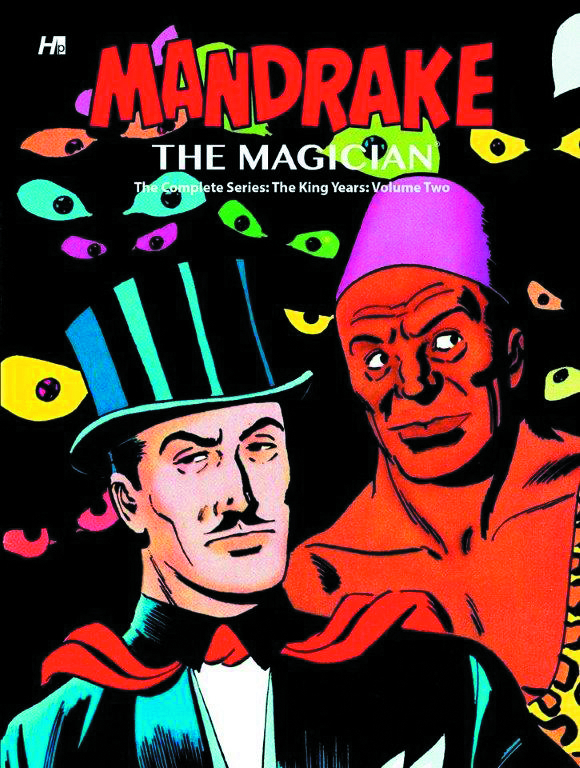 MANDRAKE THE MAGICIAN COMP KING YEARS HC VOL 02