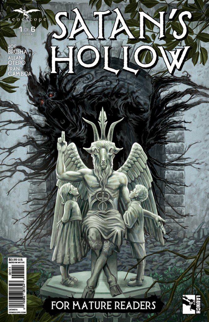 GFT SATANS HOLLOW #1 (OF 5) A CVR CACAU (OF 6)