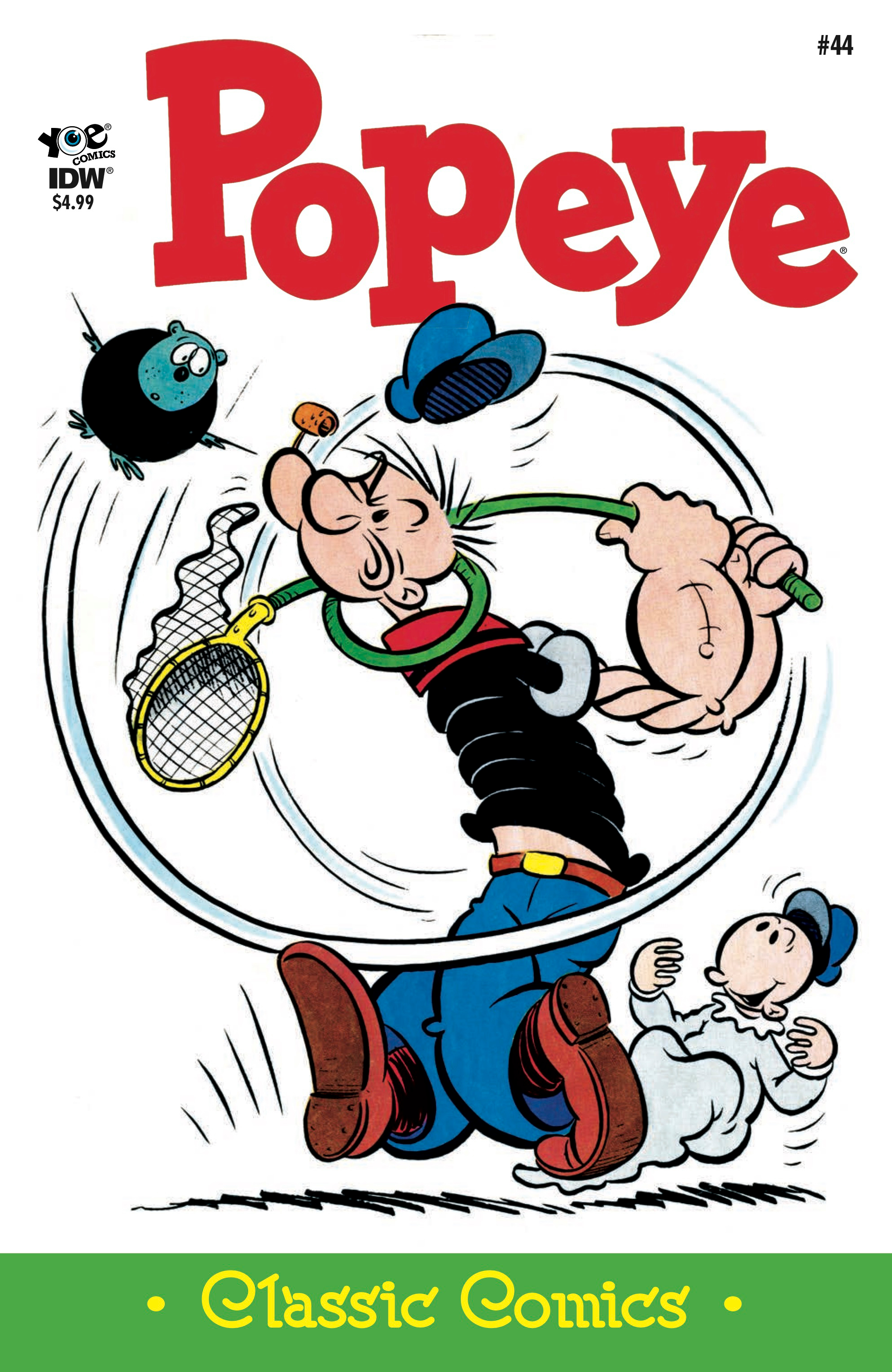 POPEYE CLASSICS ONGOING #44