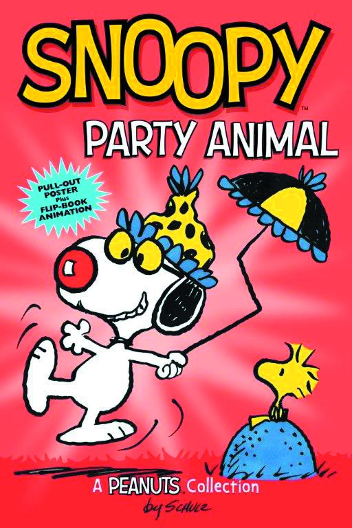 SNOOPY PARTY ANIMAL TP