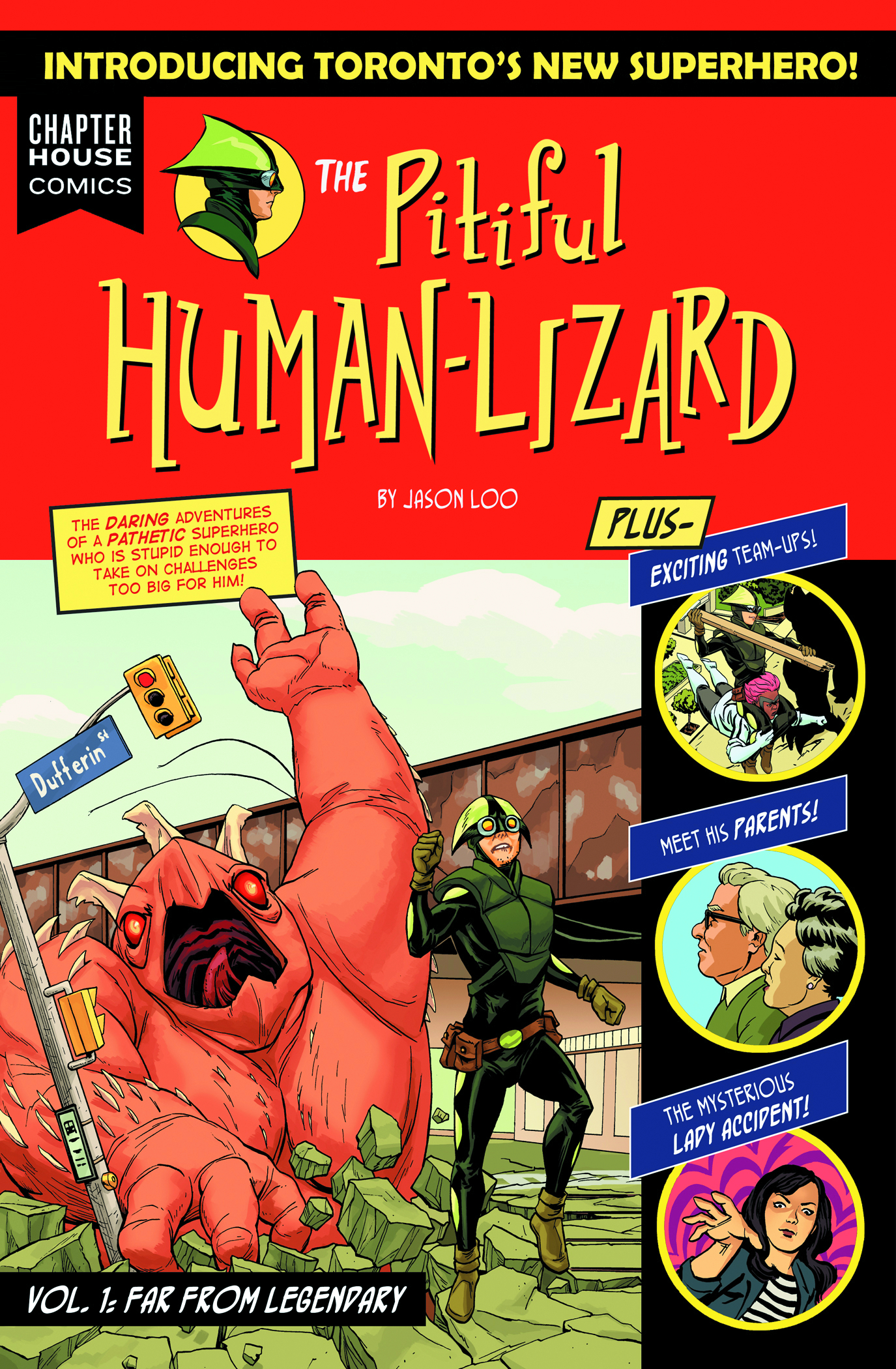 PITIFUL HUMAN LIZARD TP VOL 01