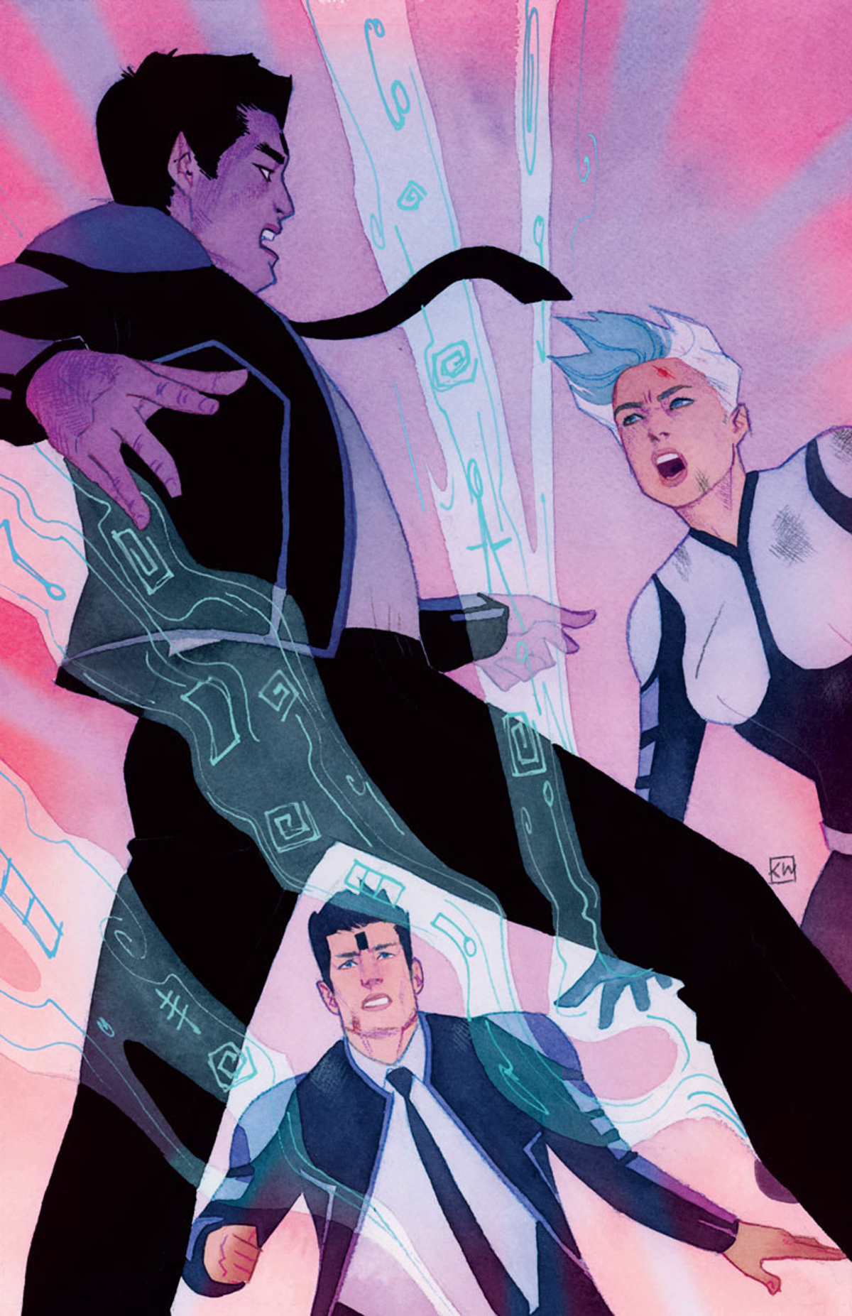 DR MIRAGE SECOND LIVES #4