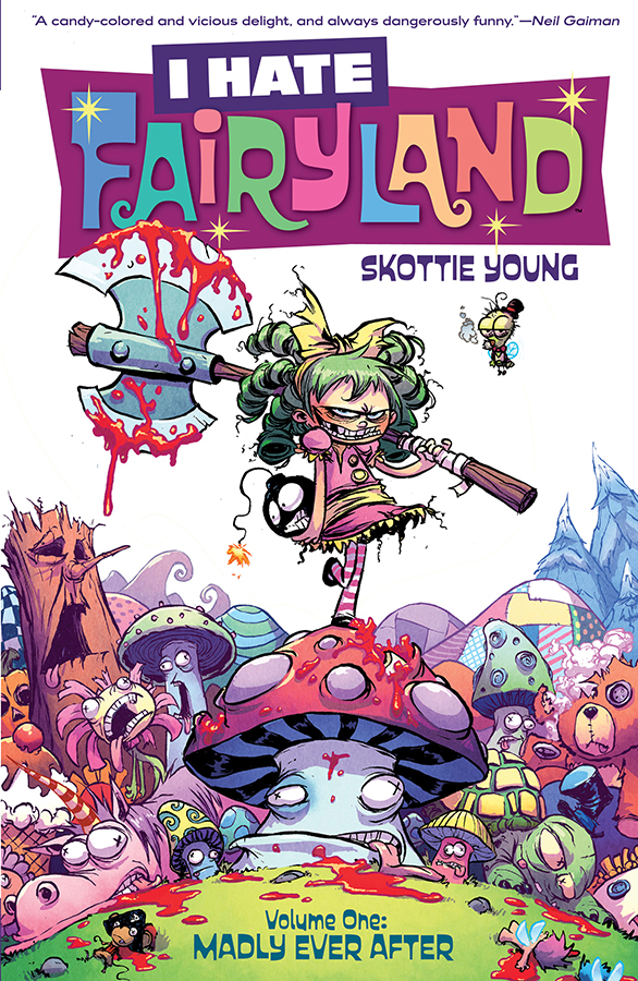 I HATE FAIRYLAND TP VOL 01 MADLY EVER AFTER (JAN160644) (MR)
