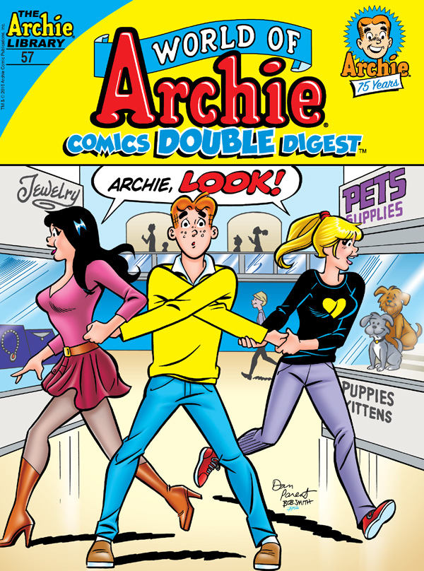 WORLD OF ARCHIE COMICS DOUBLE DIGEST #57