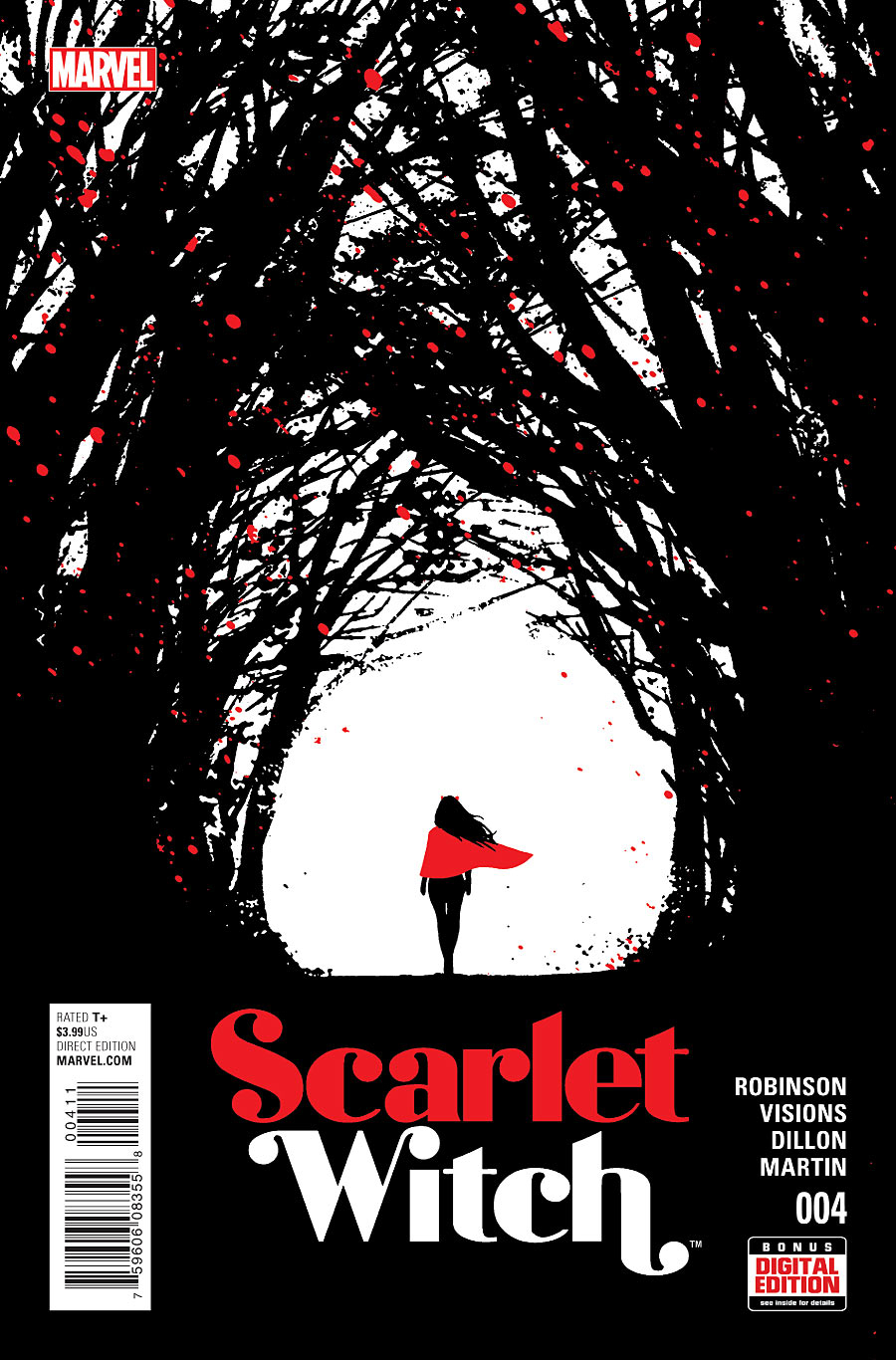 SCARLET WITCH #4