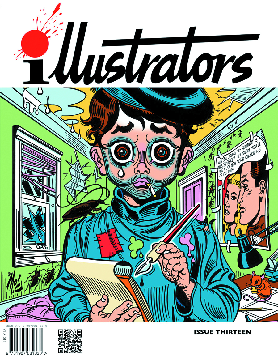 ILLUSTRATORS MAGAZINE #13