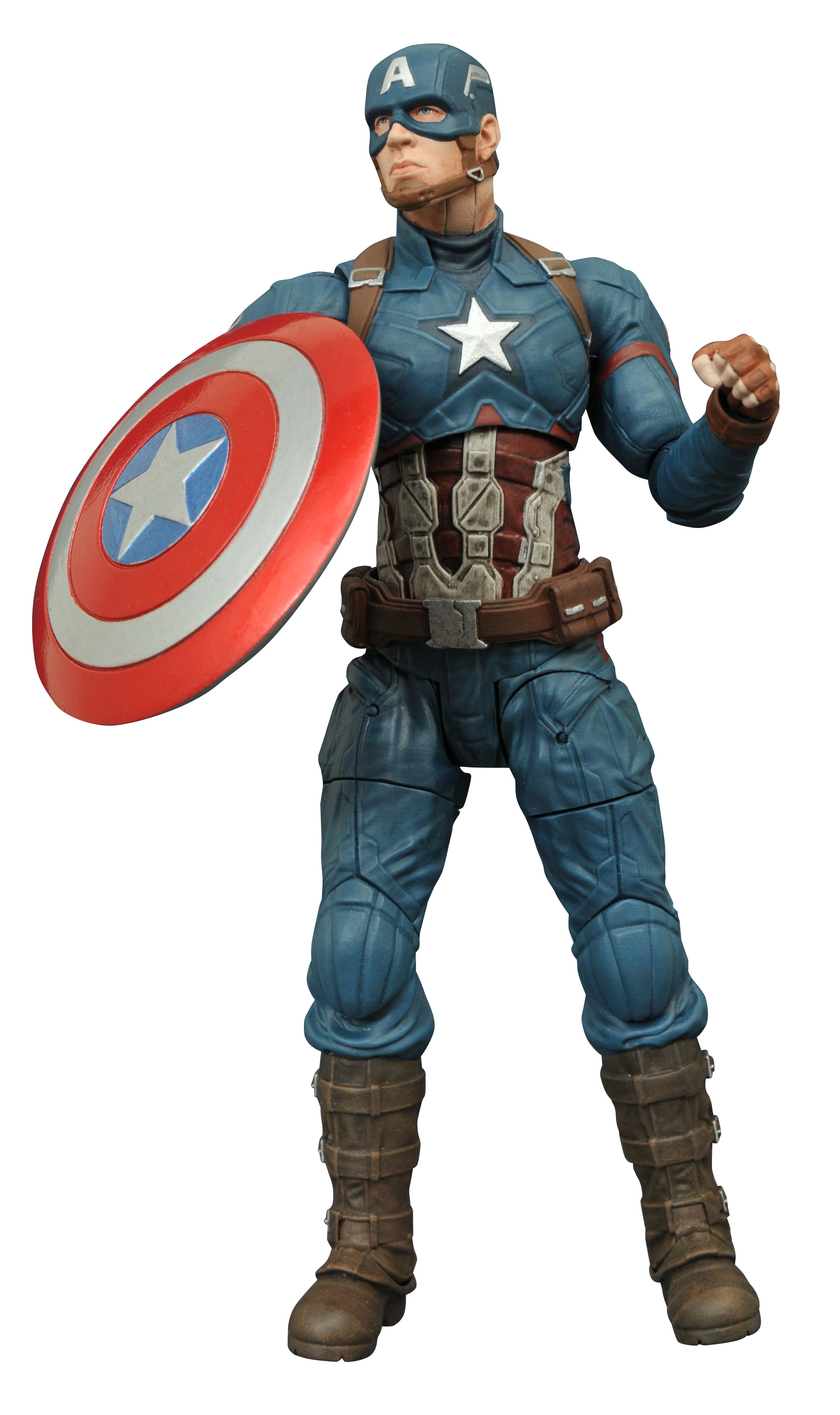 MARVEL SELECT CAP AMER 3 CAPTAIN AMERICA AF