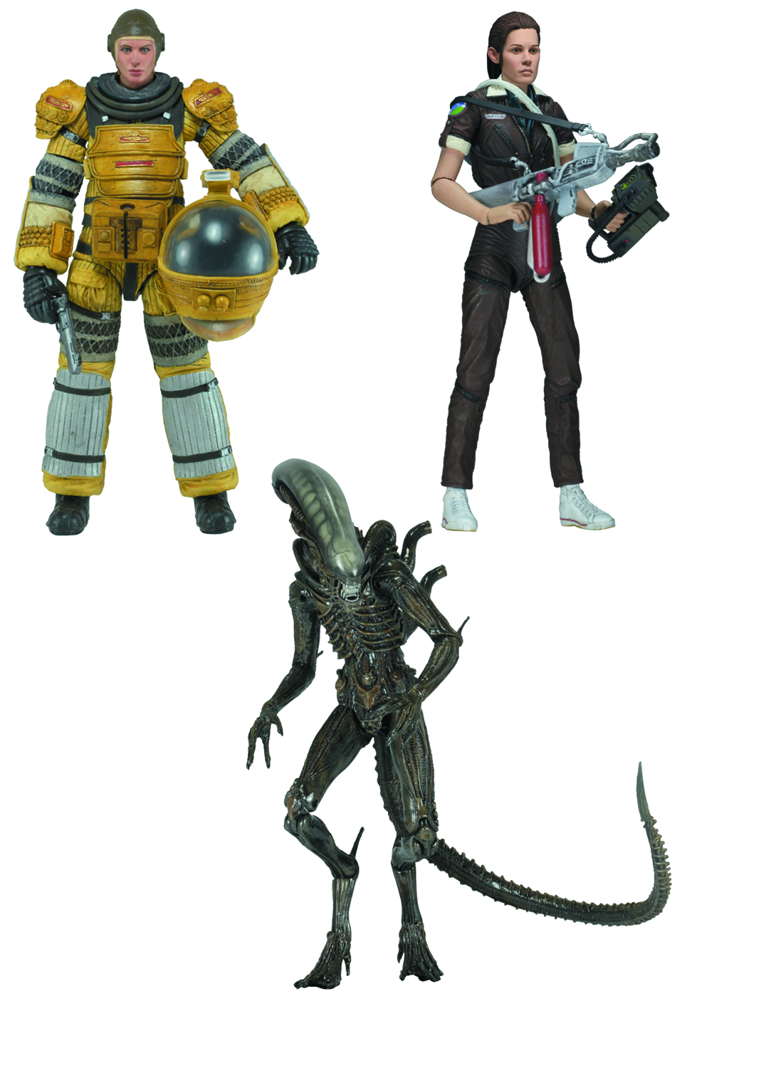 ALIENS SERIES 6 ALIEN ISOLATION AF ASST