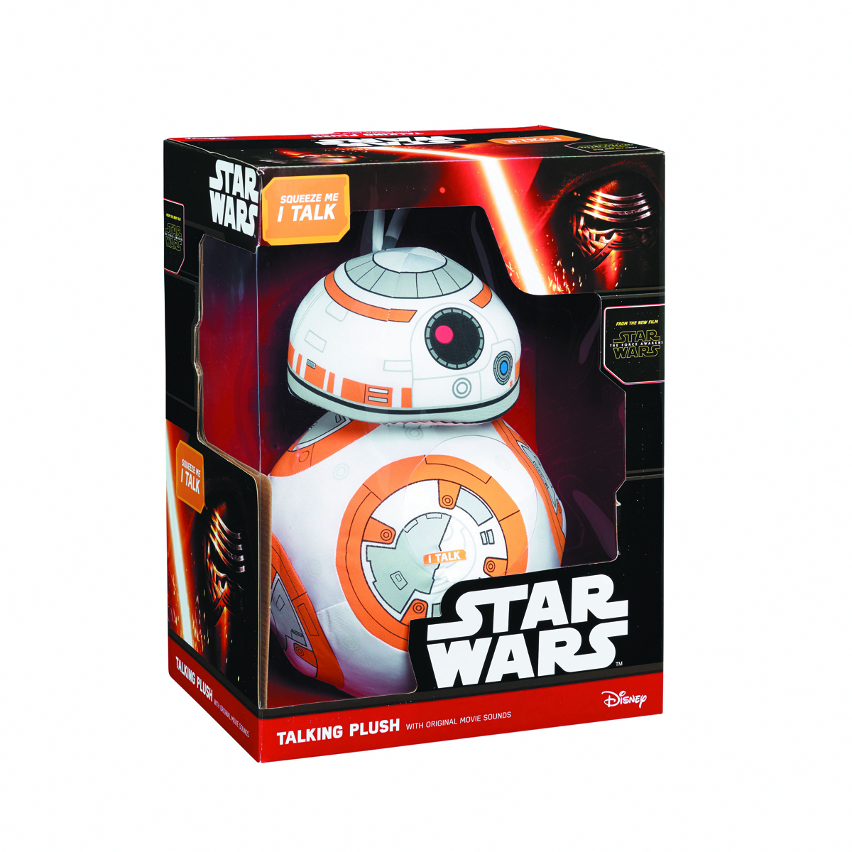 SW E7 BB-8 PREMIUM TALKING PLUSH