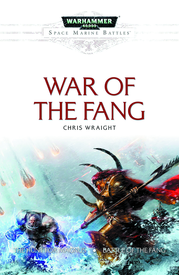 WARHAMMER 40K WAR OF THE FANG SC