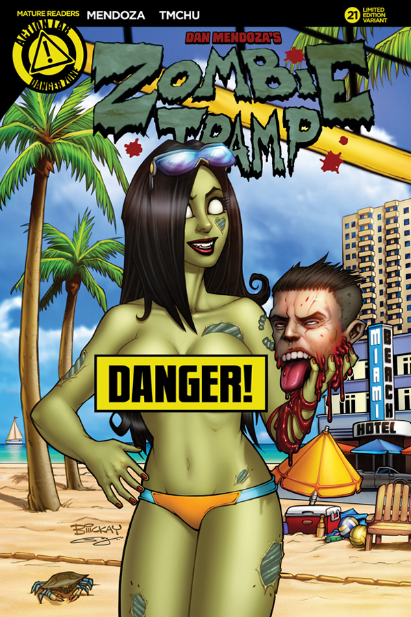 ZOMBIE TRAMP ONGOING #21 CVR F MCKAY RISQUE