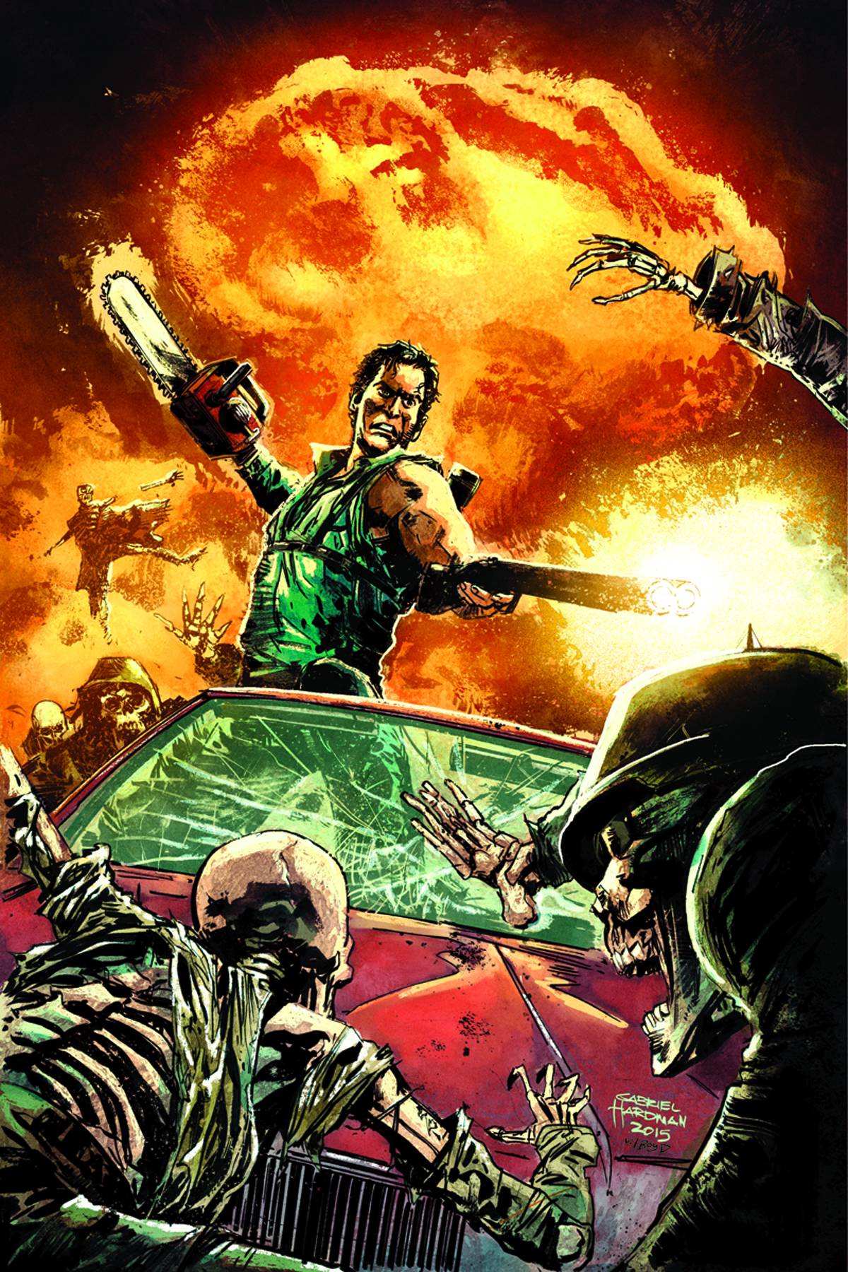 ARMY OF DARKNESS FURIOUS ROAD #1