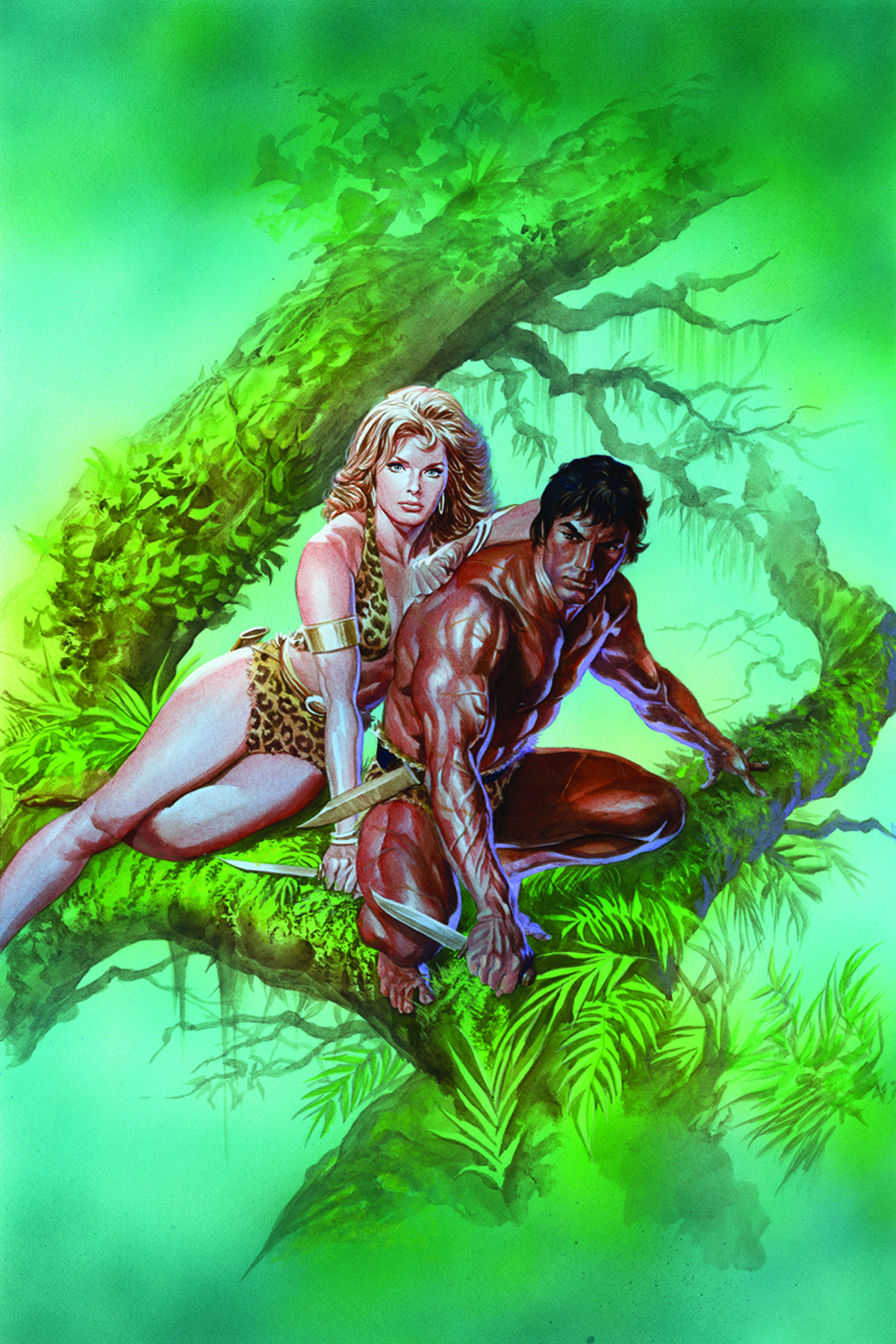 LORDS OF THE JUNGLE #1