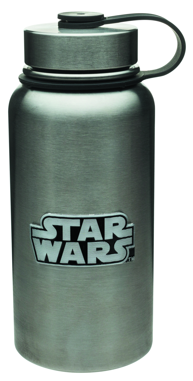 STAR WARS 39OZ STEEL BOTTLE