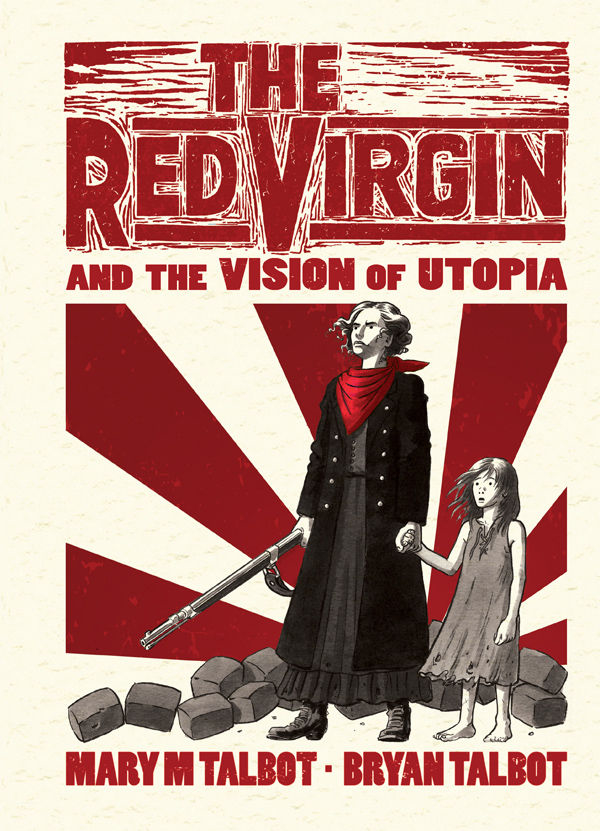 RED VIRGIN & VISION OF UTOPIA HC