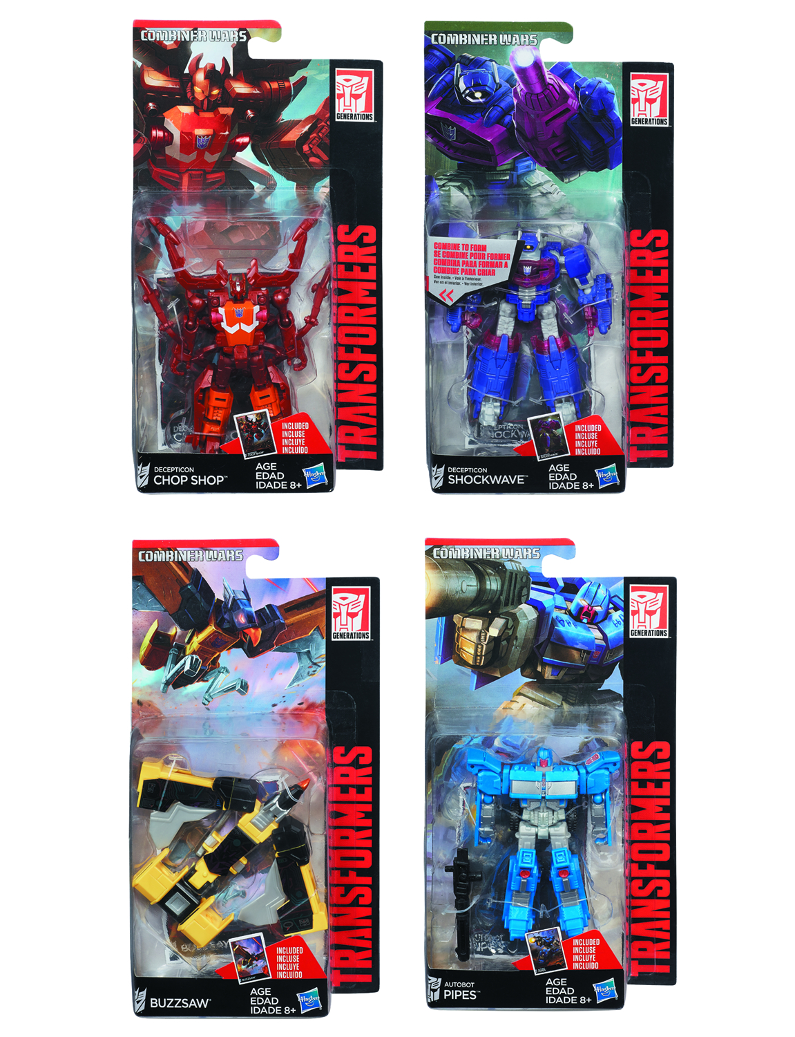 TRANSFORMERS GEN LEGENDS AF ASST 201506