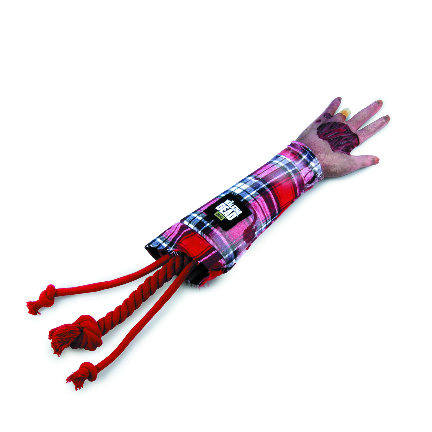WALKING DEAD SEVERED WALKER ARM TUG TOY