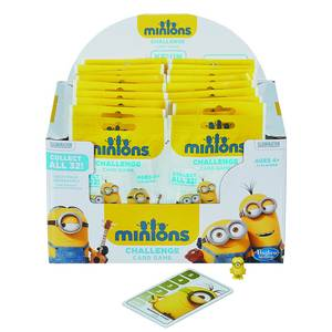 DESPICABLE ME MINION CHALLENGE CARD GAME DIS