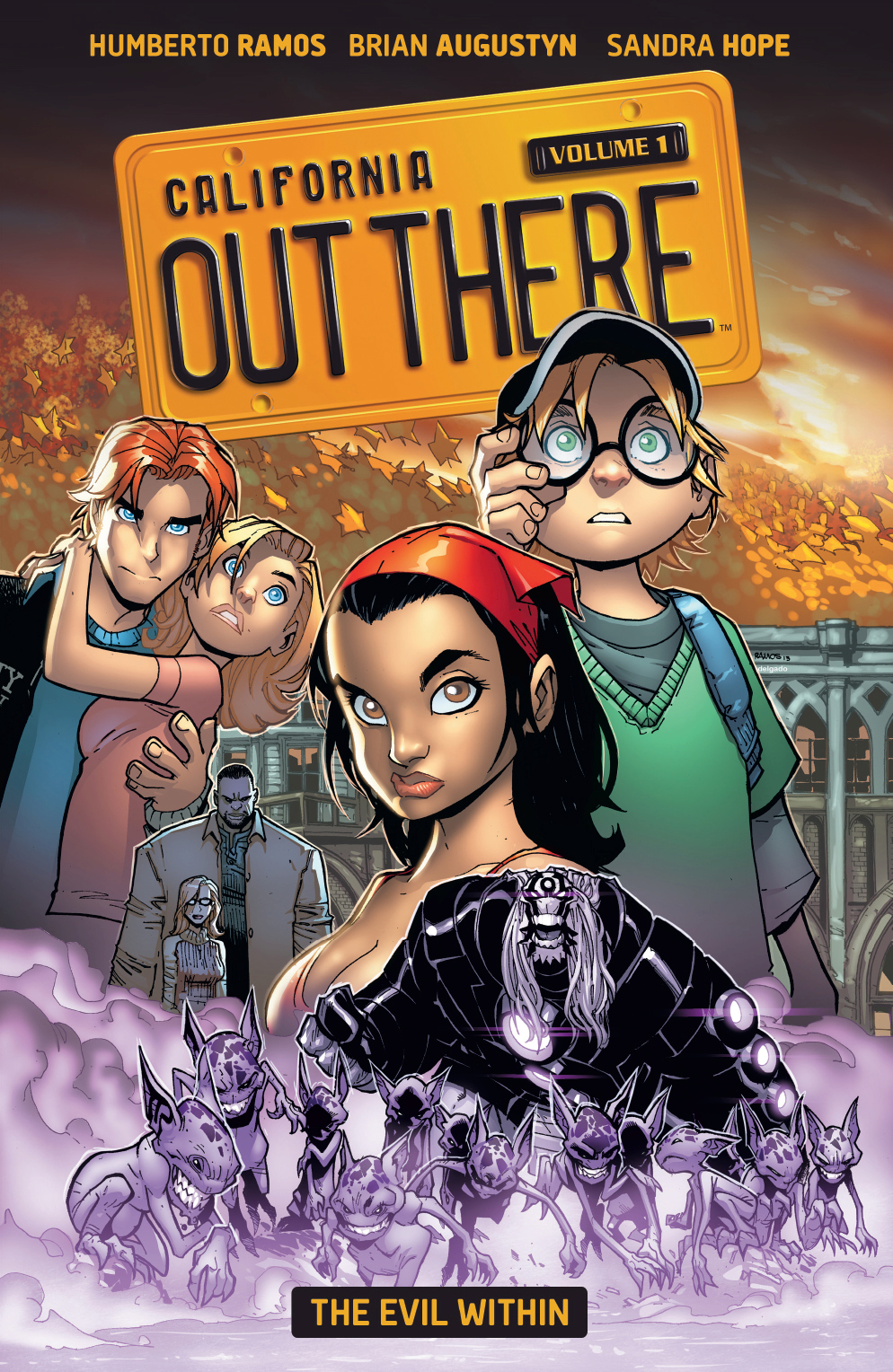 OUT THERE TP VOL 01