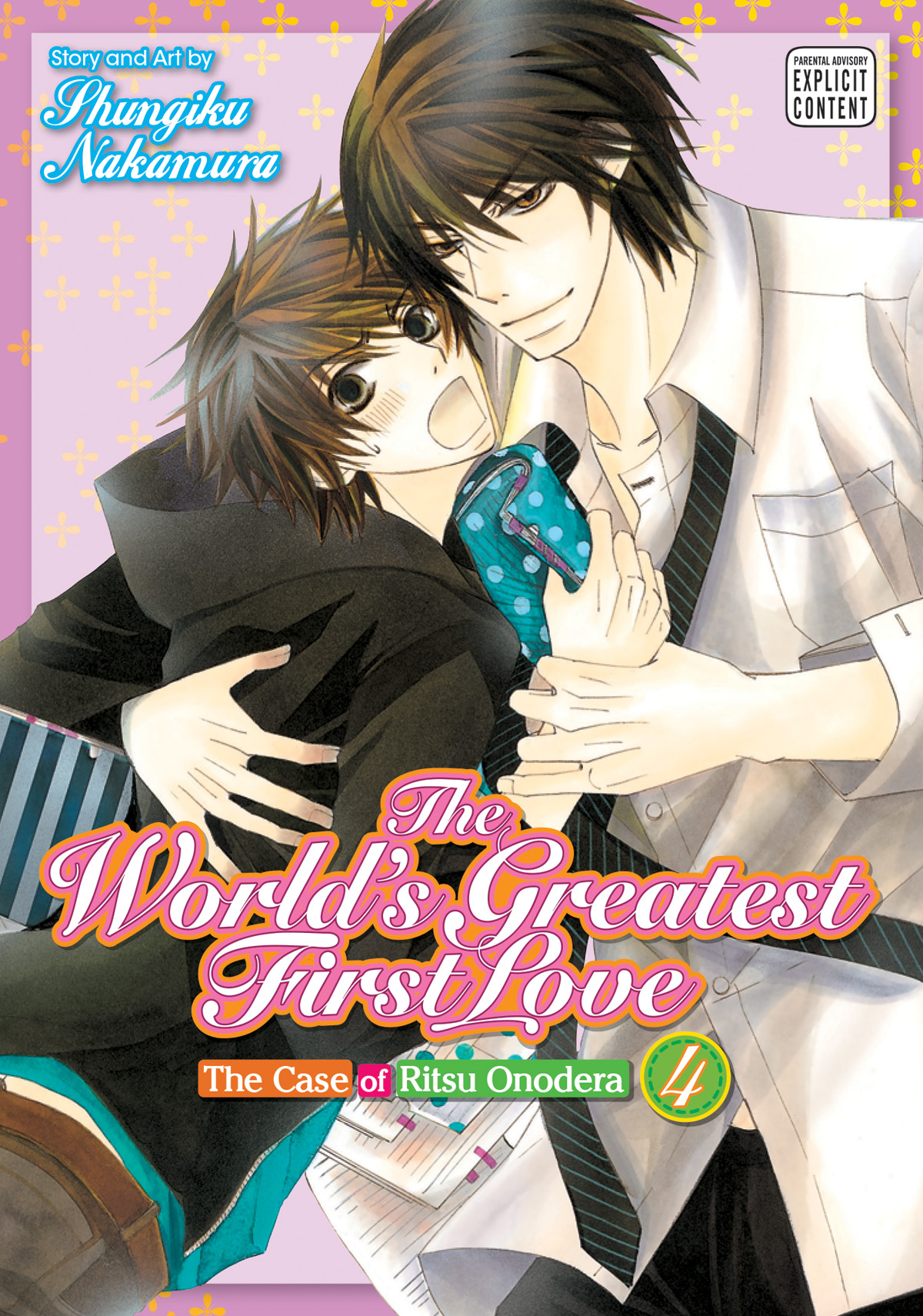WORLDS GREATEST FIRST LOVE GN (MR) VOL 04
