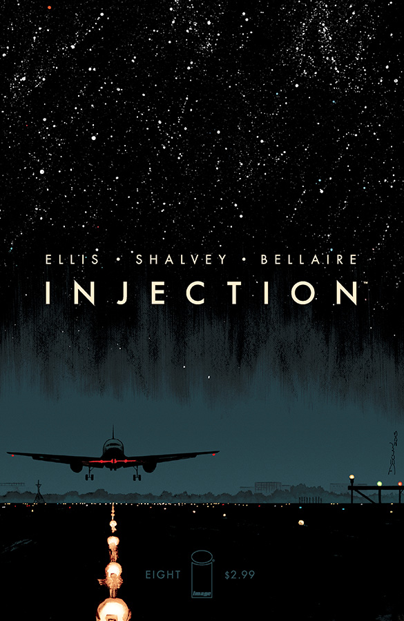 INJECTION #8 CVR A SHALVEY & BELLAIRE