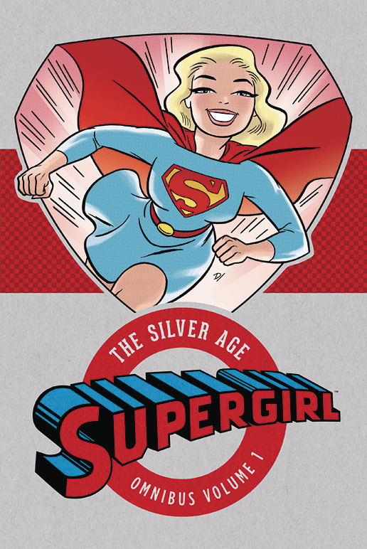 SUPERGIRL THE SILVER AGE OMNIBUS HC VOL 01