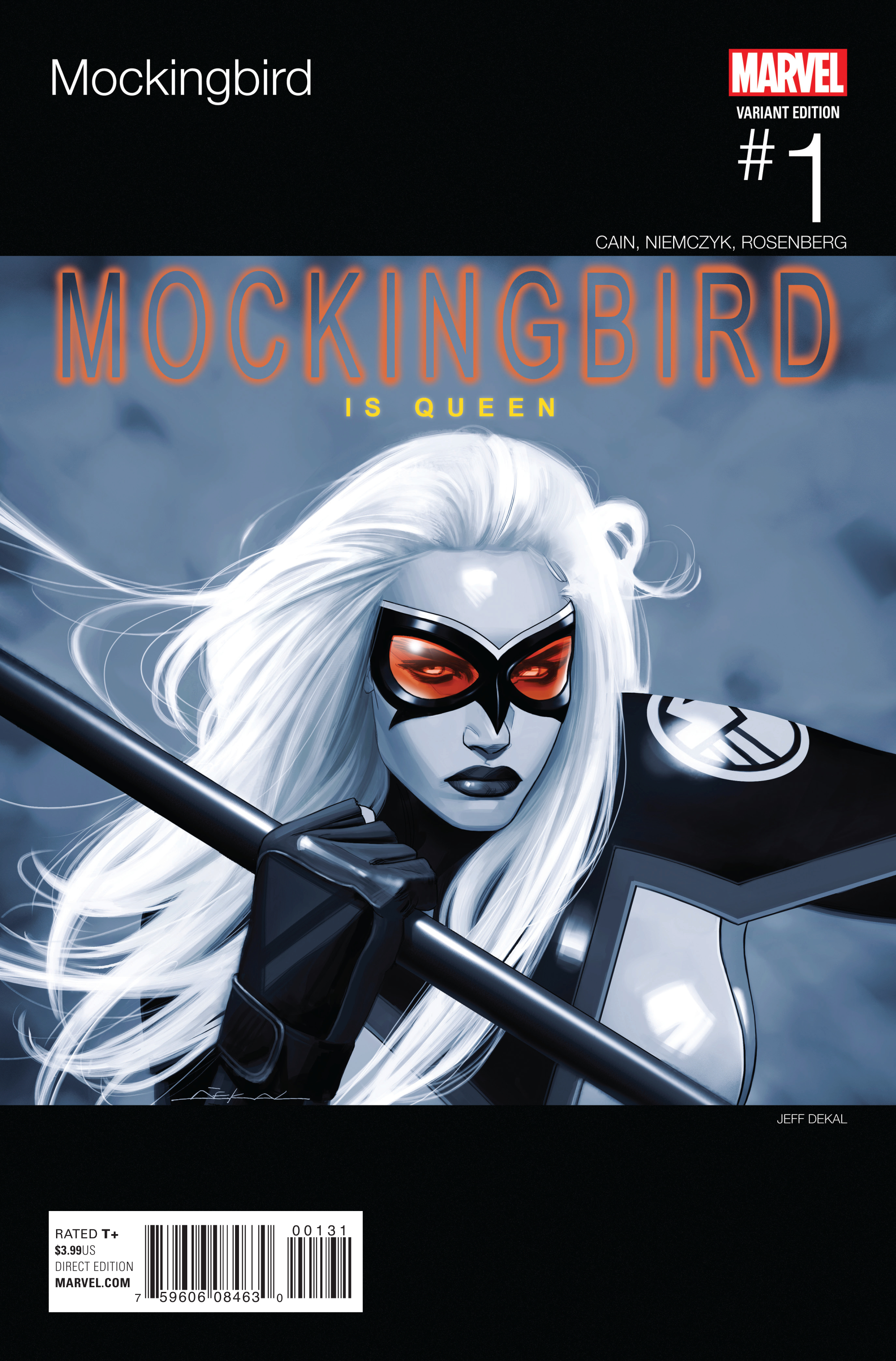 MOCKINGBIRD #1 DEKAL HIP HOP VAR