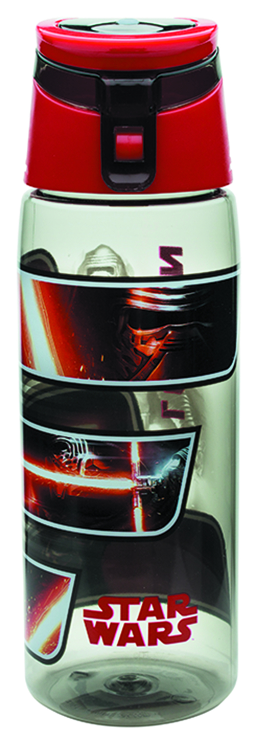 STAR WARS KYLO REN 25 OZ TRITAN WATER BOTTLE