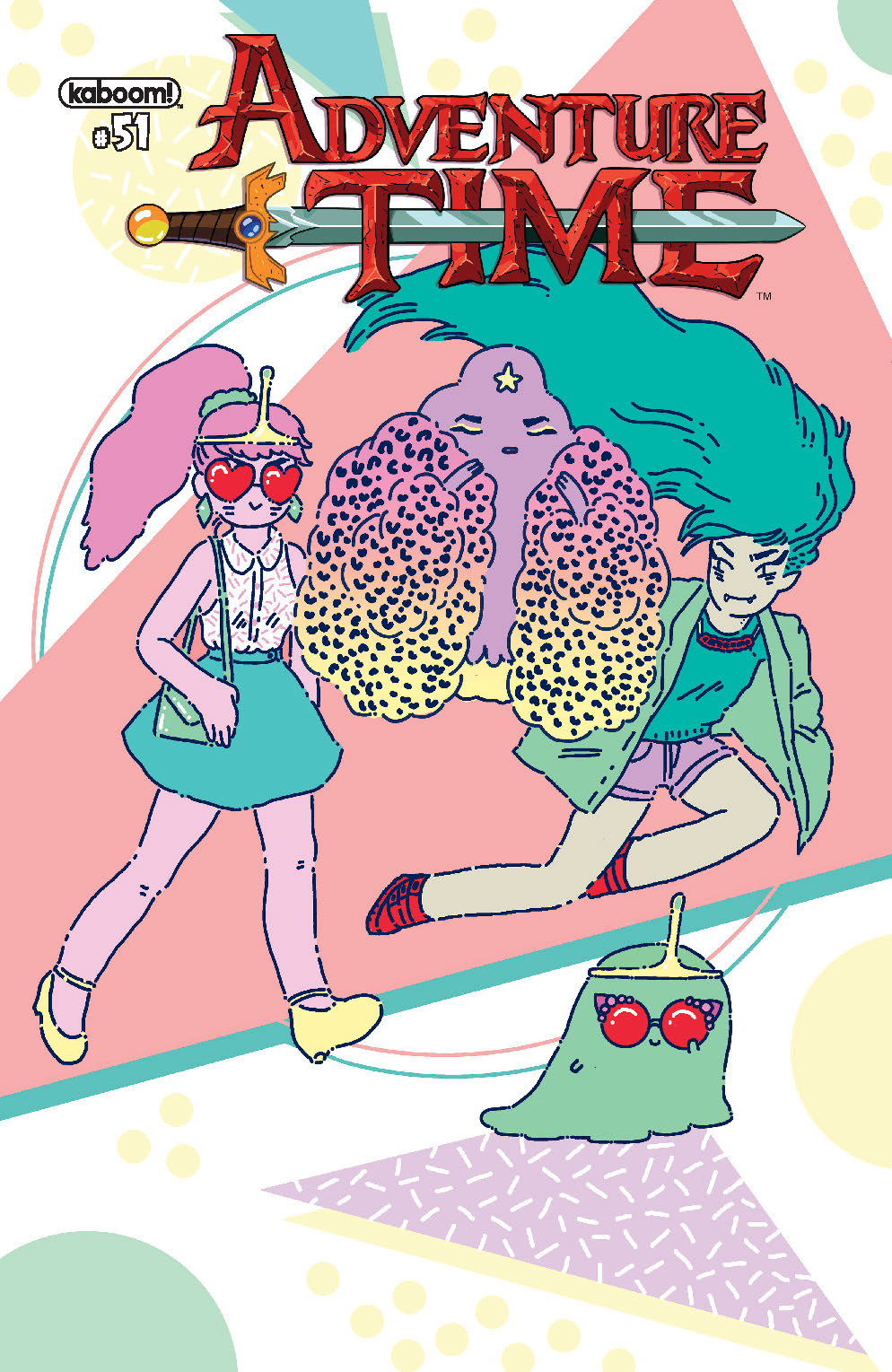 ADVENTURE TIME #51 SUBSCRIPTION SCHWARTZ VAR
