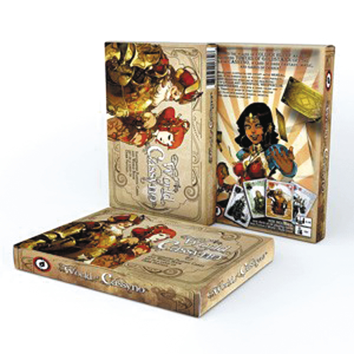 WORLD OF CASSYNO (GAMEBOX SET)