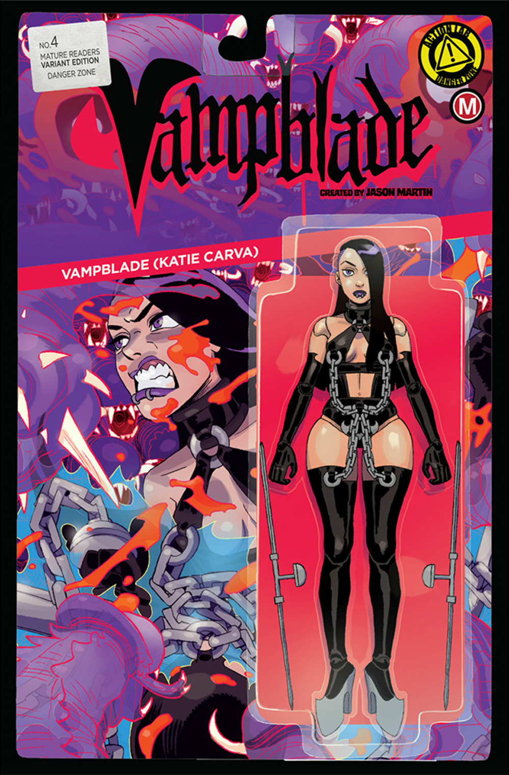 VAMPBLADE #4 CVR C ACTION FIGURE (MR)