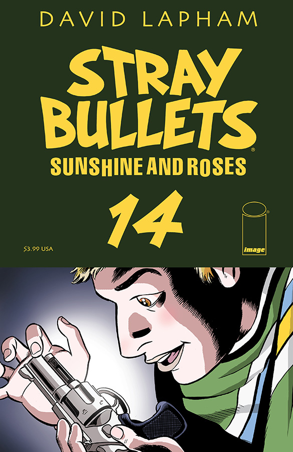 STRAY BULLETS SUNSHINE & ROSES #14 (MR)